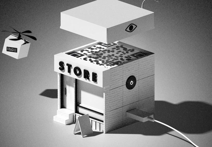 3D Store Image