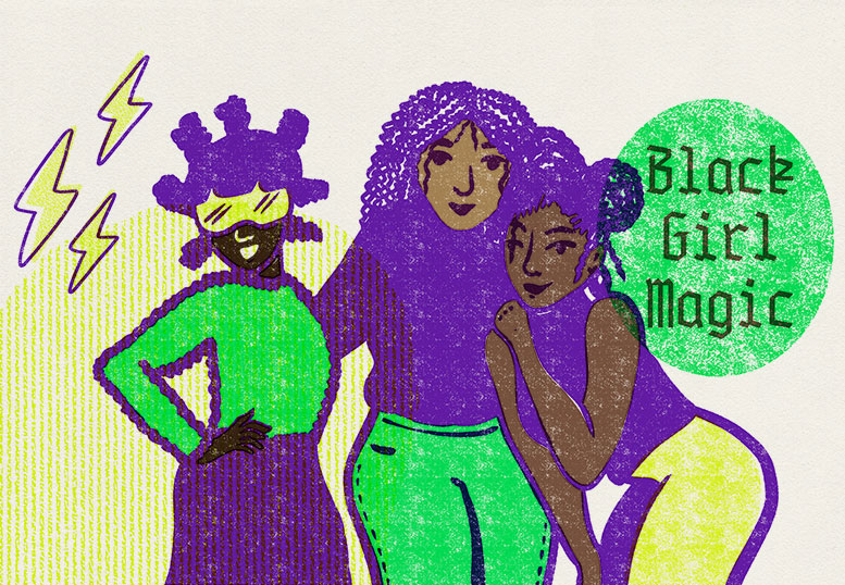 Createive Black Womxn to Watch Scholarship