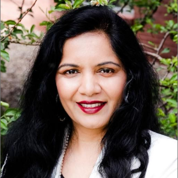 Suma Nallapati Headshot for View from the C-Suite Webinar
