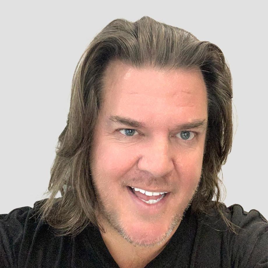 headshot of Matt Kain