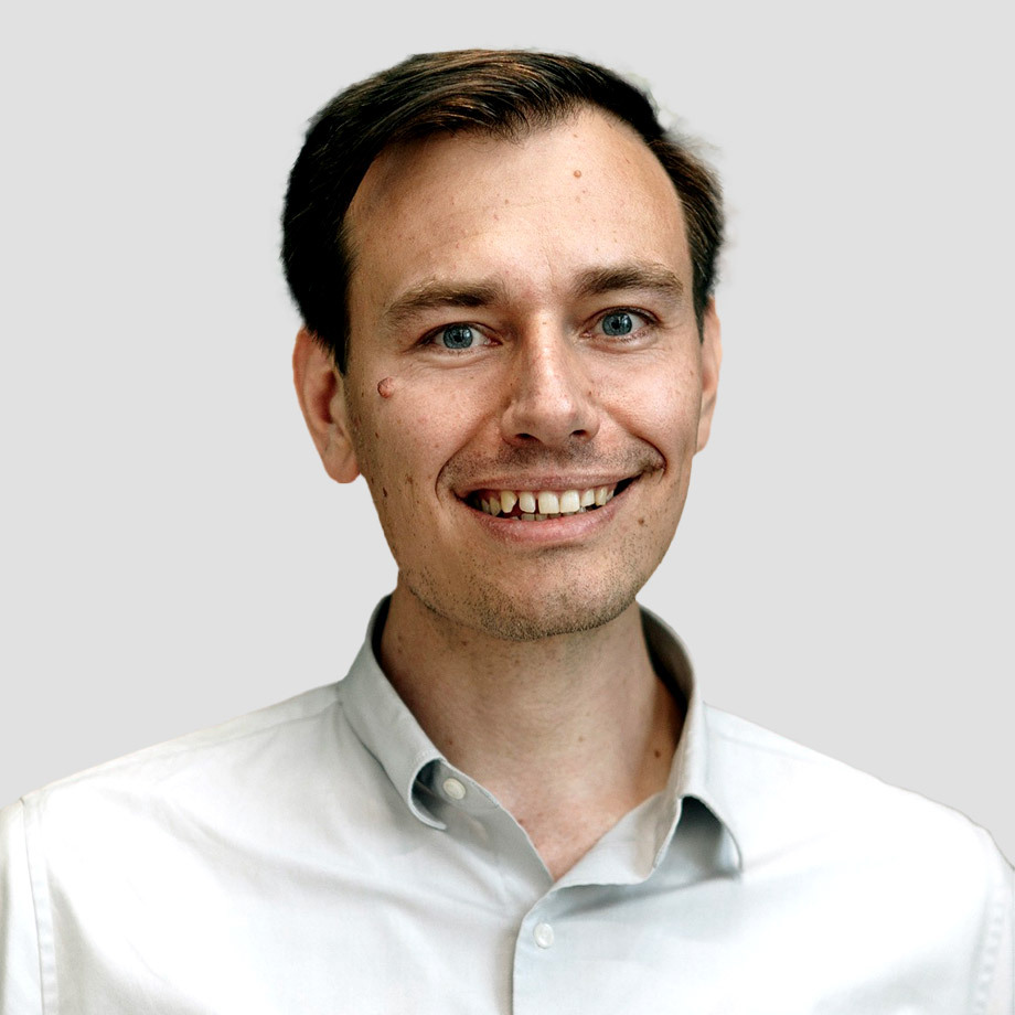headshot of Ralf Gehrig