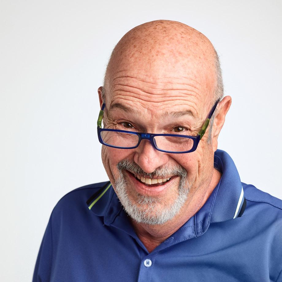 Headshot of Steve Orenstein