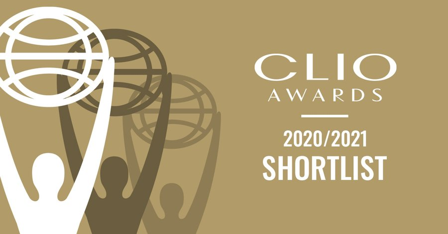 "WONGDOODY's campaign ""Mom Genes"" makes it onto the 2020 Clio Awards shortlist for Film Craft in the Adapted Music category"